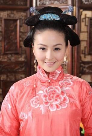景甜杨蓉李沁董璇 长相美艳却捧不红的三线女星图片