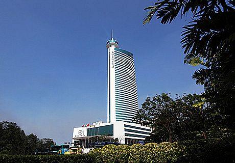 高清 东莞奢华五星级酒店大起底 太子酒店可开私人派对