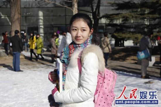 2014北影艺考初试 美女云集