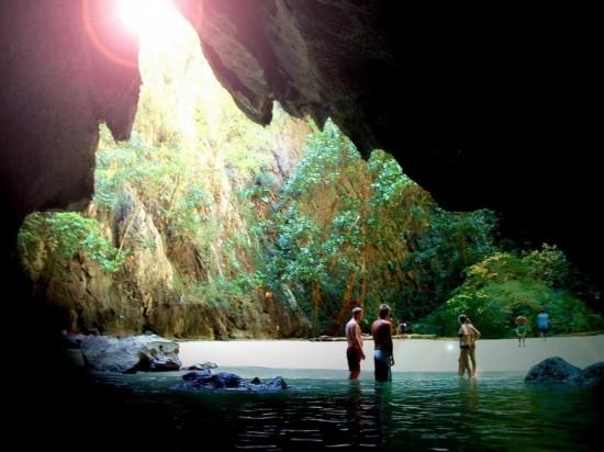 全球最引人注目的11个洞穴
