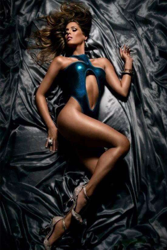 外媒盘点全球最成功10大变性女模特