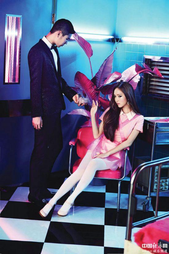 少女时代《MrMr》第二轮宣传照JessicaSunn