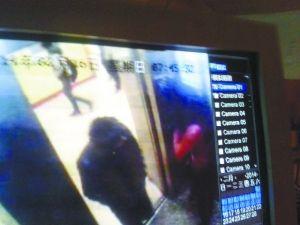 兰州代课女教师在电梯内遭陌生男子割喉(图)