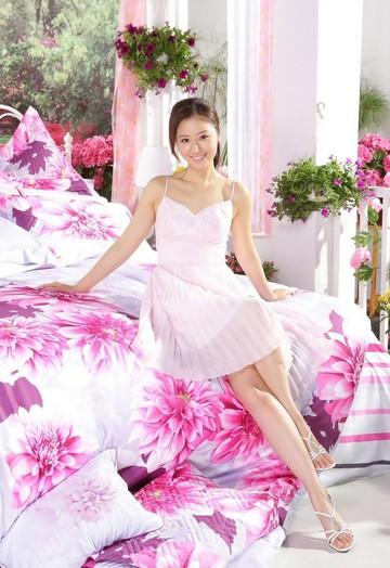 林心如/林心如:我的初恋是在16岁,初恋情人就是高中时的同学。