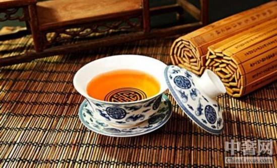 养生:肠胃清道夫 节后四款茶品解油腻
