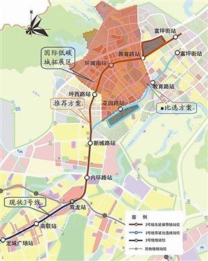 深圳市福田区规划图