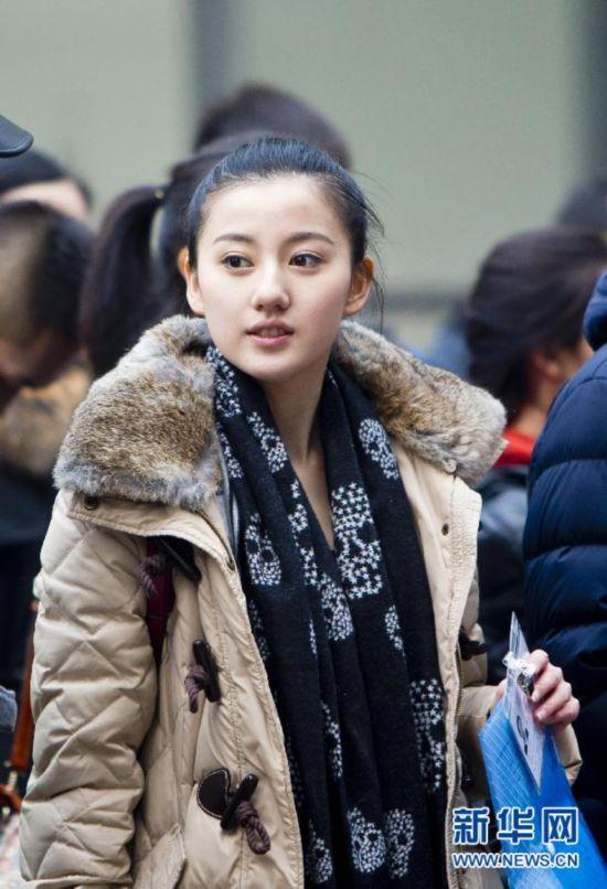 北京电影学院美女如云表演学院复试 淘汰率达