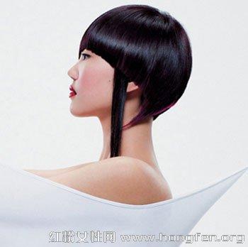 最新沙宣女短发发型图片(7)图片
