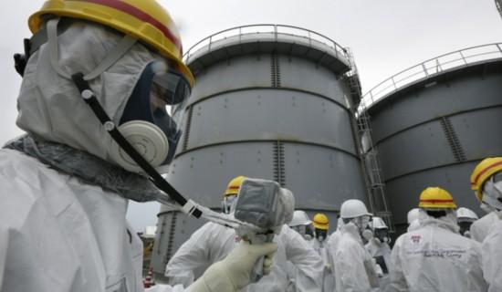 福岛一号核电站泄漏超100吨放射性核污水