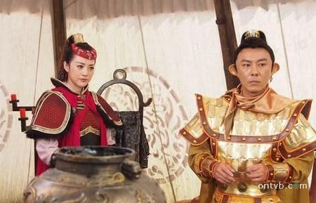 隋唐英雄3 电视剧大结局 李世民陷入危机