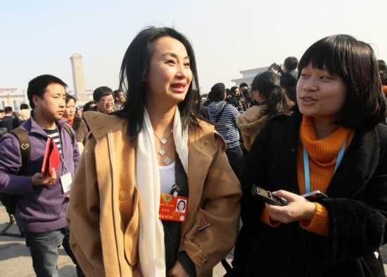 最美女政协委员被撤 刘迎霞家庭背景大起底【5】