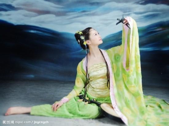5个中医传统方吃出古代美女体香图片