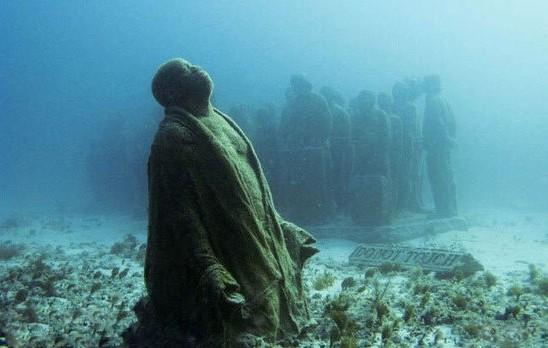 海底發現神秘人類 史前文明or異域生物?[組圖]【3】圖片