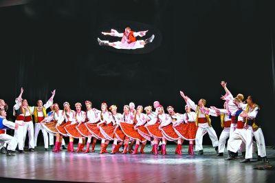 塞尔维亚舞蹈盛宴