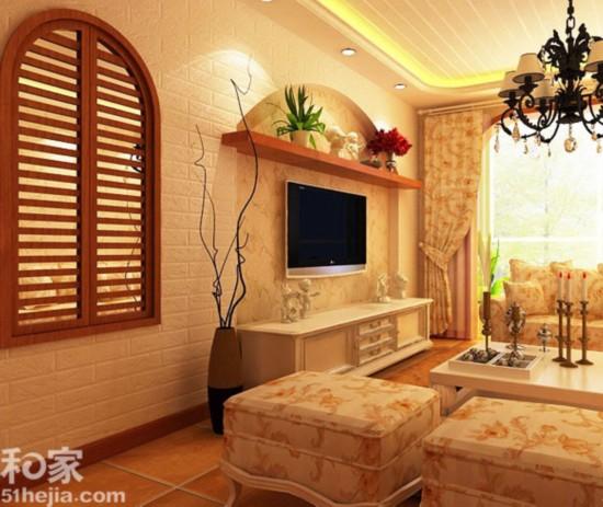 海南客厅背景墙海南黄花梨木沙发图片图片15