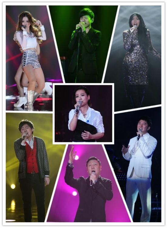 《我是歌手》第二季第九期剧透:邓紫棋《龙卷