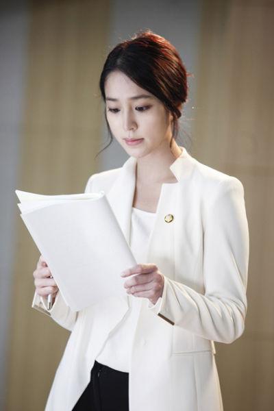 女主角:李敏贞