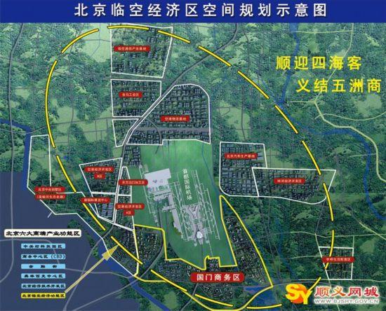 北京临空经济区
