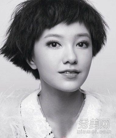 2014短发依旧流行 9款韩式清新短卷发图片【6】
