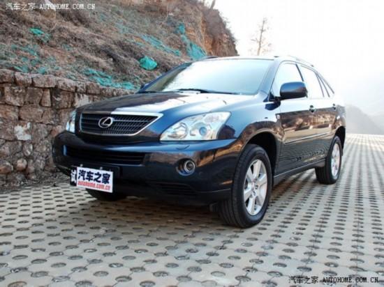 雷克萨斯雷克萨斯雷克萨斯RX2007款 400h