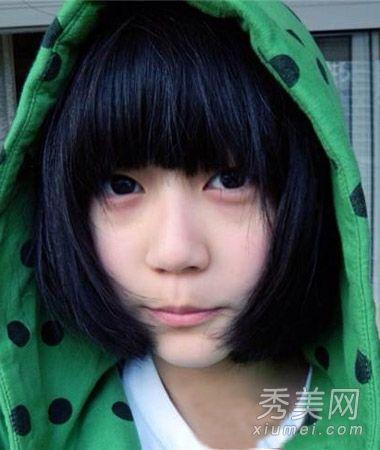 2014短发依旧流行 9款韩式清新短卷发图片【8】