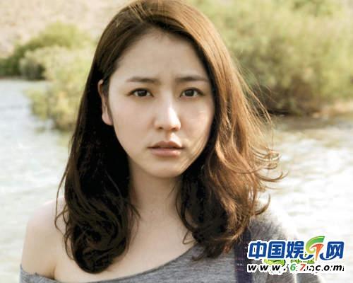 日本女星美貌排行榜 日本版杨幂 第三 图图片
