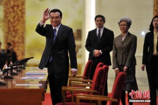 党报问反腐是否一阵风 李克强:有腐必惩--河南