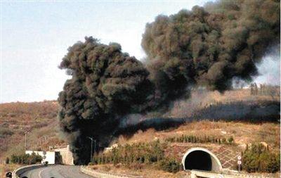 晋济高速岩后隧道特大事故致31人死亡9人失踪
