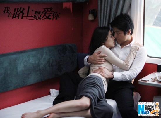 图:文章与黄圣依拥吻照曝光 首演渣男小贱变小