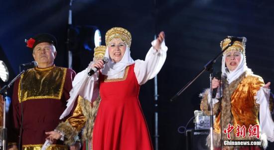 克里米亚公投委宣布最终结果:96.8%赞成入俄