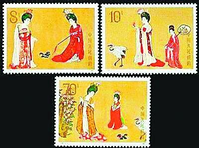 名画邮票行情急涨 系列收藏更具价值