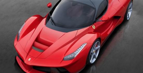 法拉利或推出全新超跑 媲美LaFerrari高清图片