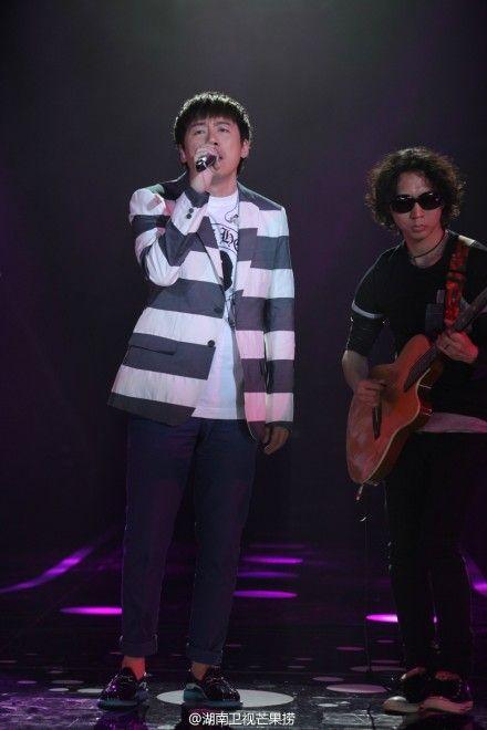 我是歌手张宇假行僧_第十期我是歌手张宇排名《假行僧》张宇辞去主
