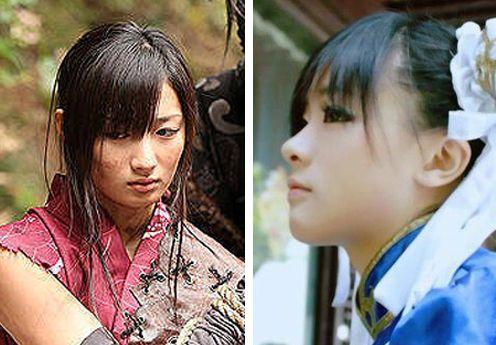 日本空手道美女走红用头一秒砸碎15张美女大久久瓦片图片