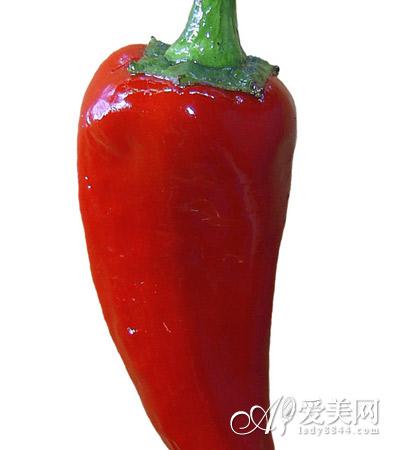 10、辣椒-黄花菜菠菜鸡蛋 这12种食物提高职场记忆力