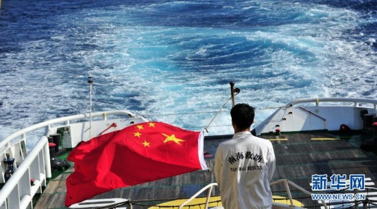 直击马航370航班搜寻:中国舰船赴新加坡集结