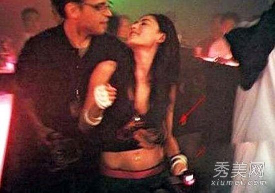 林志玲全智贤赵薇 娱乐圈为电影献身的女星们