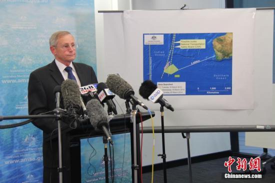 马航/美专家:确定疑似物与MH370相关至少需48小时