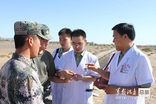 中国西北神秘铁路:地图上找不到 全员是军人