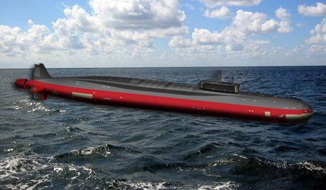 俄海军总司令称俄罗斯已开始研制第五代核潜艇
