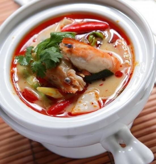 """泰国必吃的十道""""家常菜"""""""