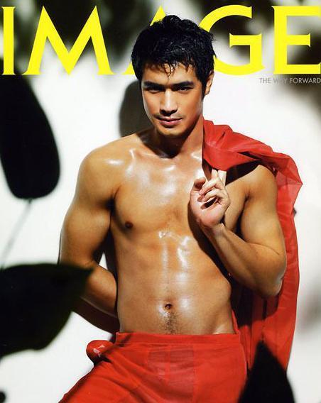 盘点泰国演艺圈十大男神 泰国版 浪漫满屋 Mike上榜 图图片