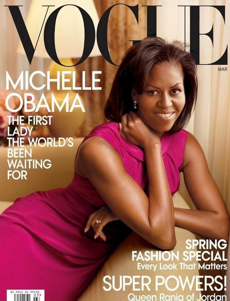 2009年3月美国版《Vogue》