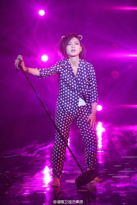 我是歌手第二季总决赛歌王 张杰或爆冷韩磊 邓紫棋复制黄绮珊