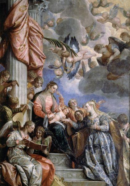 《圣凯瑟琳的神秘婚姻》