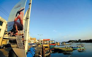 琼海潭门南海风情小镇:千年渔港 南海之门