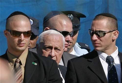 揭秘领导人贴身保镖 看看谁最彪悍 多图图片