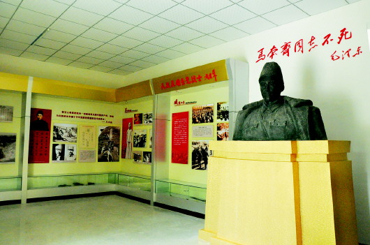 视频不死,为冀鲁豫大节增色--民族英雄马本斋纪浴沐足河山图片