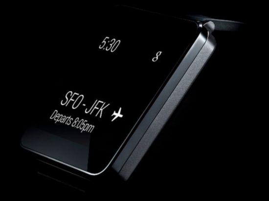 LG公布G Watch新产品图
