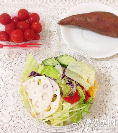 达人分享7天减肥餐单 照着吃 快速瘦4斤